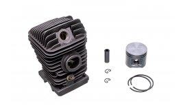Kompletter Zylinder Stihl 023 MS210 MS210C MS230 professionelle Verwendung - 11230201213