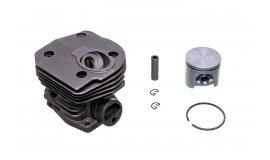 Kompletter Zylinder Husqvarna 350 351 NIKASIL 44mm - 503 86 99-71