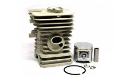 Kolben und Zylinder Husqvarna 45 - 42 mm