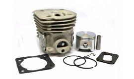 Kolben und Zylinder Husqvarna 346 351 353 EPA - 45 mm