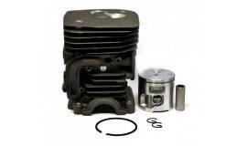 Kolben und Zylinder Husqvarna 455 460 - 47 mm