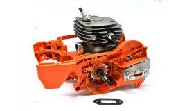 Motor Husqvarna 372 + Kurbelgehäuse + SIE SPAREN: € 26 - 52 mm