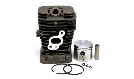 Kolben und Zylinder Poulan 2250 2450 2550 - 41 mm