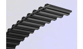 Zahnriemen des Messerantriebshebels Länge 2000mm breite 25mm
