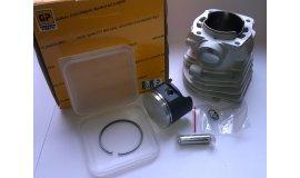 Kompletter Zylinder Husqvarna 346XP 353 NIKASIL 45mm - 537 25 31-04