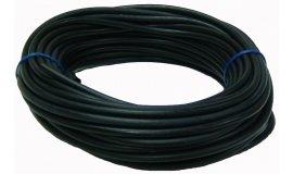 Kraftstoffschlauch schwarze 2,5mm x 5,0mm - 15m