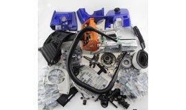 Komplettes Reparaturset geeignet für Stihl MS660 066 - Blaue Kombination