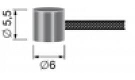 Kabel UNIVERSAL 2,5m - TYP T groß