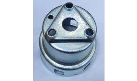Starterhals HONDA GX340 GX390 METALL DECKEL RUND - 28451-ZE3-W01