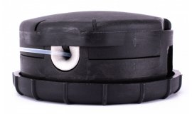 Trimmerkopf halbautomatisch 127mm 10x1.25Z